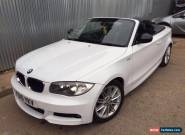 Bmw 1 series M SPORT convertable for Sale