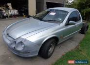 2000 AU FORD FALCON XR8 UTE 5 SPEED MANUAL STAT WRITEOFF NO MOTOR GEARBOX DIFF for Sale