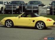 Porsche: Boxster black roof for Sale