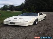 1989 Pontiac Trans Am TTA for Sale