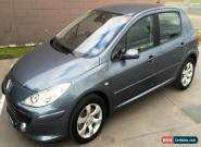 2007 Peugeot 307 ``TURBO DIESEL`` XSE HDI 2.0 Automatic 6sp A Hatchback for Sale