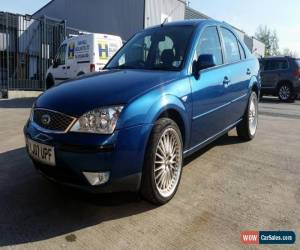 Classic 2007 FORD MONDEO ZETEC NAV TDCI BLUE for Sale