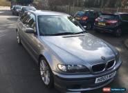 2003 BMW 330D SPORT AUTO GREY for Sale