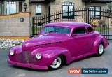 Classic 1940 Chevrolet COUPE CUSTOM NO RESERVE for Sale