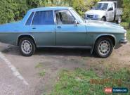 WB Holden Statesman DeVille series 2 for Sale