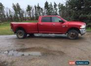 2010 Dodge Ram 3500 DUALLY 4x4 Crew Cab for Sale