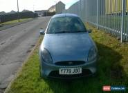 2001 Ford Puma 1.7 Spares or Repair for Sale