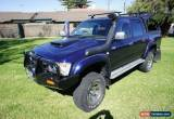 Classic Toyota Hilux 1998 SR5 LN167R for Sale