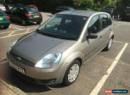 2003 53 FORD FIESTA 1.3 LX 5 DOOR IN GOLD METALLIC  for Sale