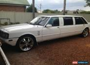 1986 FORD FAIRLANE ltd limo for Sale