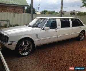 Classic 1986 FORD FAIRLANE ltd limo for Sale