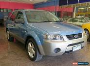 2005 Ford Territory SX TX (RWD) Icon Blue Automatic 4sp A Wagon for Sale