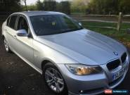 BMW 320D ES 2009 6 SPEED MANUAL MOT SERVICE HISTORY SILVER NEW CLUTCH BMW 320d for Sale