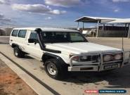 Toyota Landcruiser troopcarrier for Sale