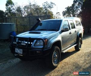 Classic 2010 Colorado RC LX Dual Cab Ute with ARB Canopy + Much More for Sale