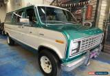 Classic 1979 Ford Econoline Green Van for Sale