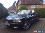 BMW 728I auto BLUE for Sale