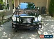 Mercedes-Benz: E-Class AMG Sport package for Sale