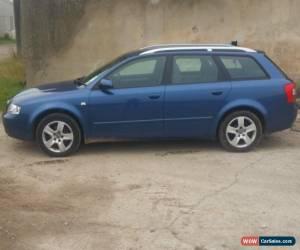 Classic 2003 AUDI A4 TDI SE BLUE-1.9 TDI DIESEL for Sale