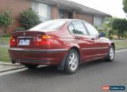 BMW 318I E46 AUTO SEDAN for Sale