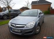 2007 VAUXHALL ASTRA SILVER 1.3CDTi Life , Manual, 6 Speed, MOT'd til Aug for Sale