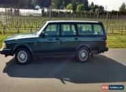 Volvo: 240 Base Wagon 4-Door for Sale