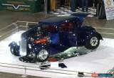 Classic 1931 Ford Hot Rod 5-windows coupe for Sale