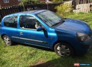 renault clio 1.2 16v expression for Sale