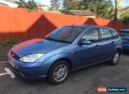 Ford Focus 1.6 2002 - Fantastic Condition for Sale