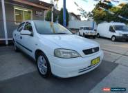 2004 Holden Astra TS MY03 CD White Automatic 4sp A Sedan for Sale