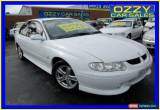 Classic 2002 Holden Commodore VX II S White Automatic 4sp A Sedan for Sale