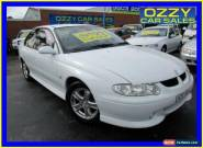 2002 Holden Commodore VX II S White Automatic 4sp A Sedan for Sale