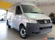2005 Volkswagen Transporter T5 White Manual 6sp M Cab Chassis for Sale