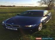 2007 BMW 320D M SPORT BLUE COUPE 3 SERIES E92  for Sale
