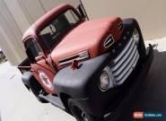 1949 FORD F2 Pickup  289 V8 !!! for Sale