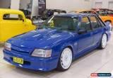 Classic 1985 Holden Commodore VK Berlina Blue Manual M Sedan for Sale