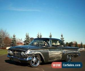 Classic 1960 Chevrolet Impala REAL STEEL CLEAR COAT HARDTOP - WOW! for Sale