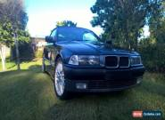 BMW 325i Convertible for Sale