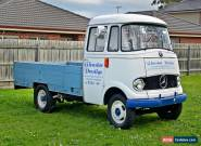 1962 Mercedes-Benz L319 Ute Only one in Australia. Collectors Item! for Sale