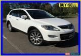 Classic 2008 Mazda CX-9 Luxury White Automatic 6sp A Wagon for Sale