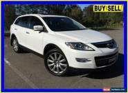 2008 Mazda CX-9 Luxury White Automatic 6sp A Wagon for Sale