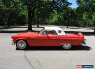 Ford: Thunderbird 1956 Thunderbird for Sale