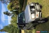 Classic Mitsubishi Pajero GLS. NP  December 2002  NO RESERVE for Sale