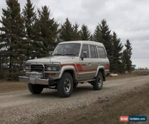 Classic Toyota: Land Cruiser vx for Sale