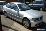 Classic 2004 BMW 320 CD SILVER for Sale
