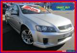 Classic 2007 Holden Commodore VE SV6 Silver Automatic 5sp A Sedan for Sale