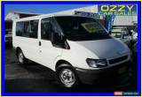 Classic 2004 Ford Transit VJ Mid (LWB) White Automatic 5sp A Van for Sale