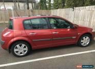 Renault Megane 2005 1.6 Petrol for Sale