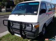 toyota hiace diesel lwb van  for Sale