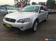 2005 Subaru Outback MY05 3.0R Silver Automatic 5sp A Wagon for Sale
